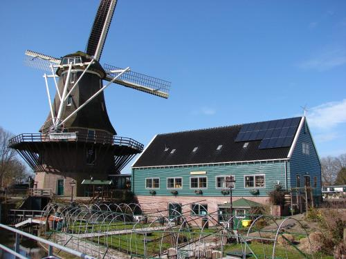 B&B Houseboat between Amsterdam Windmills photo 9