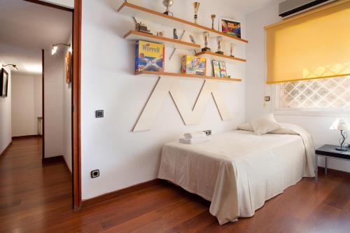 Akira Flats Sant Pau apartments impression
