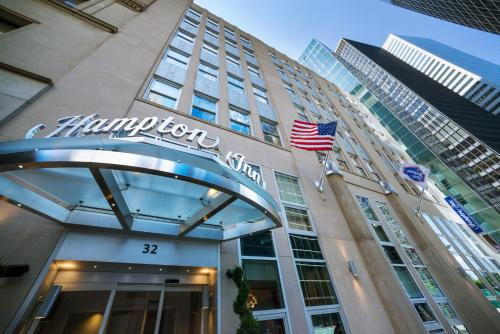 Hampton Inn Manhattan-Downtown- Financial District