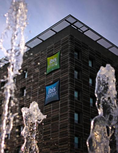 Hotelibis budget Nimes Centre Gare