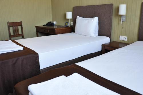 Hotel 7ya, Borznians'kyi