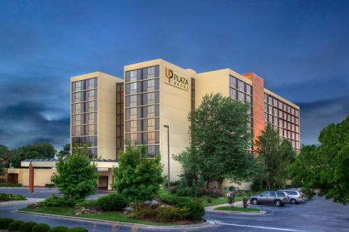 University Plaza Hotel Springfield