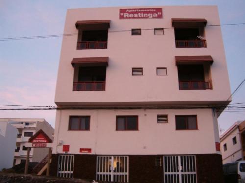 . Apartamentos Restinga
