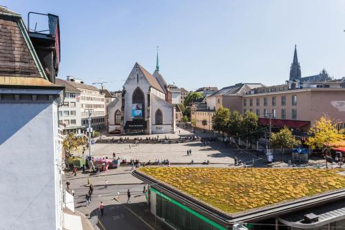 Stadthof Budget Hotel Basel City Center, 4001 Basel