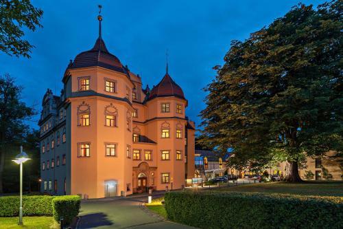 Accommodation in Bertsdorf