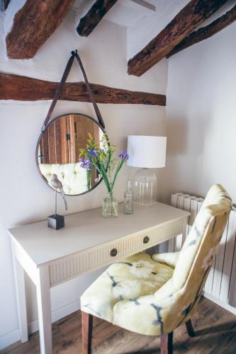 Double Room ( Cosy ) Hotel La Escondida 12