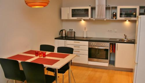 . Kuressaare Holiday Apartments
