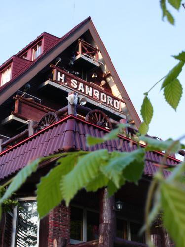 山閣羅山林小屋 Forest Inn Sangoro