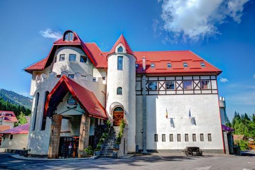 . House of Dracula Hotel