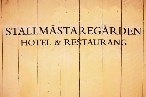 Stallmästaregården Hotel & Restaurant photo 20
