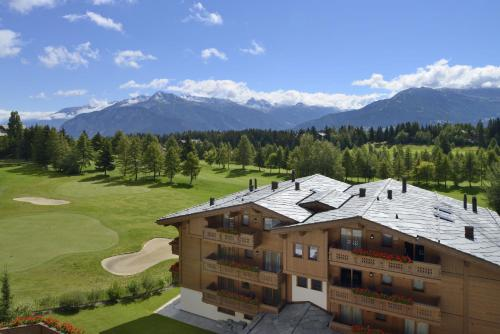 Guarda Golf Hotel & Residences Crans Montana