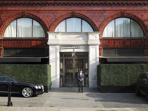 The Wellesley Knightsbridge, a Luxury Collection Hotel, London photo 34