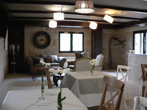 Double Room Enoturismo Lagar De Costa 8