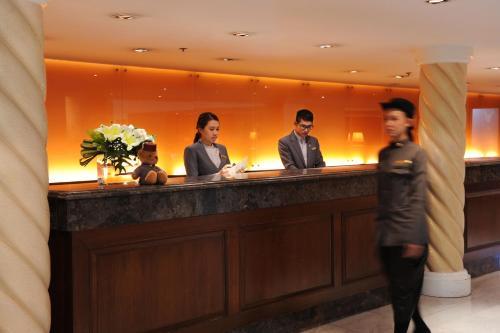 Rembrandt Hotel Bangkok photo 14