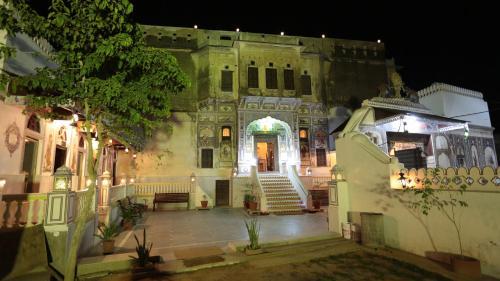 . Hotel Radhika Haveli, Mandawa