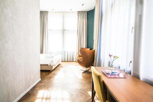 Hotel De Hallen photo 21