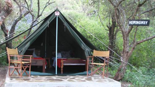 Фото отеля Maasai Simba Camp