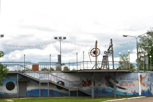 Pansionat Voskhod, Sergievo-Posadskiy rayon
