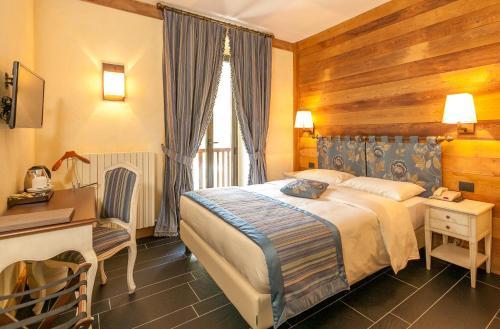 Hotel Lo Scoiattolo - Courmayeur