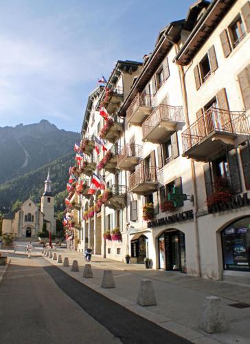 Apartment Relais de Poste Chamonix