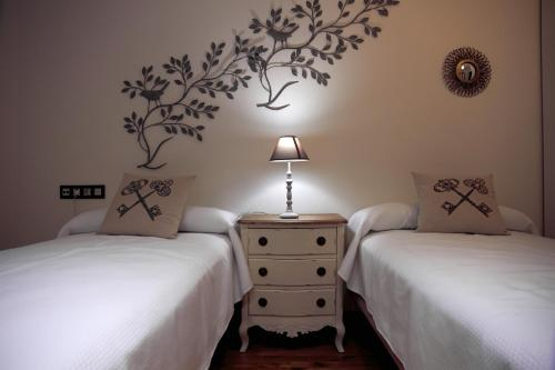 Twin Room - single occupancy Hotel Rural Doña Berenguela 5