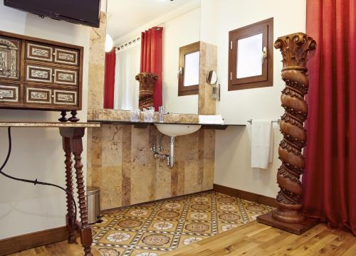 Double Room - single occupancy Hotel Rural Doña Berenguela 7