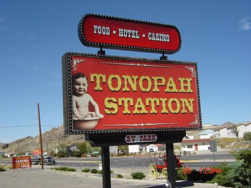 . Tonopah Station Hotel and Casino