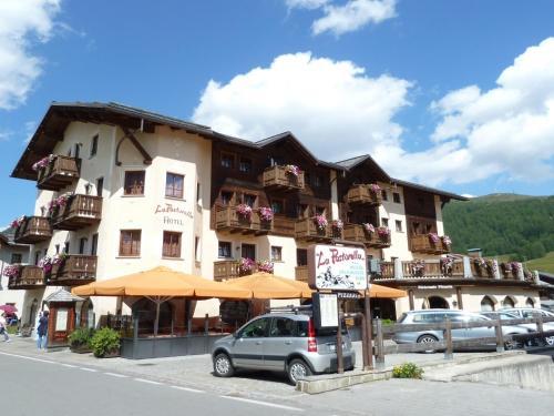 Hotel La Pastorella Livigno