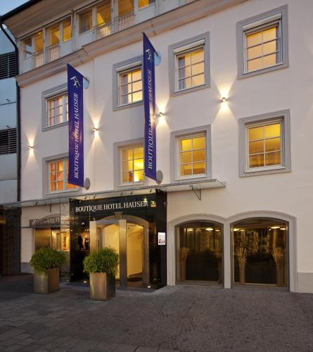 Boutique Hotel Hauser, 4600 Wels