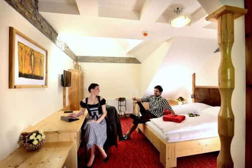 Фото отеля Lorenzer Schlafstubn