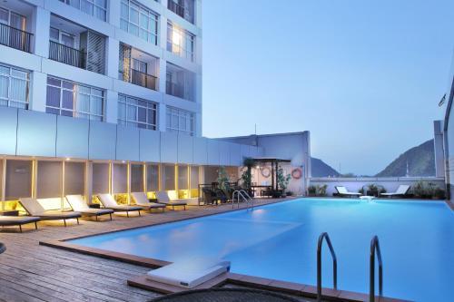 . Maqna Hotel by Prasanthi