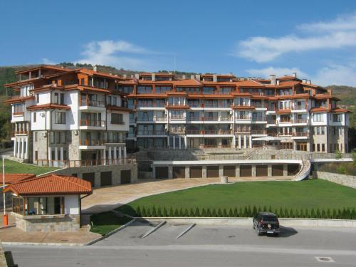 . Apartments in Complex Garden Palace