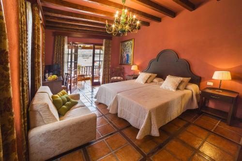 صور غرفة Hotel Emblemático San Marcos