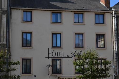 . Hôtel Asther