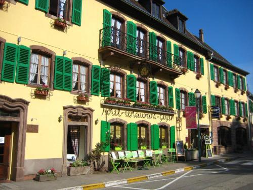 . Hotel Restaurant Aux Trois Roses