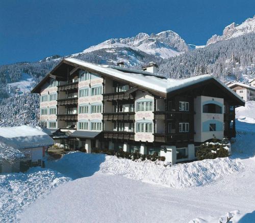 Alpen Hotel Corona - Campitello di Fassa