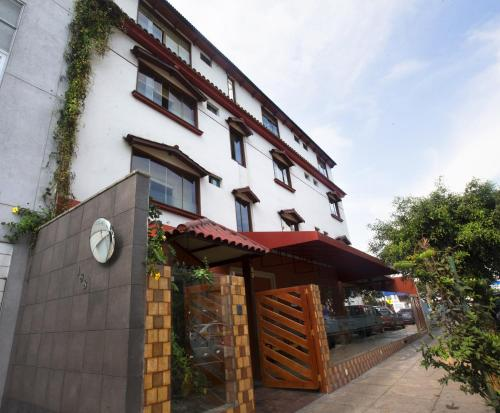 Hotel Hotel Tinkus Inn