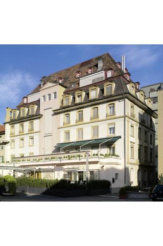 Hotel Weißes Kreuz - Bregenz