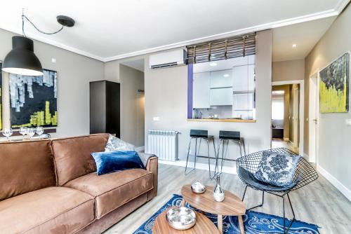 Habitat Apartments Latina Madrid