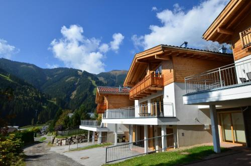 Ski Chalet Jim Zell am See