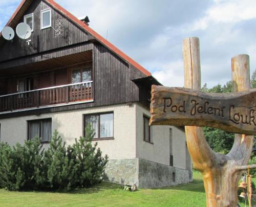 Horská chata Vlasta - Chalet - Rokytnice Nad Jizerou