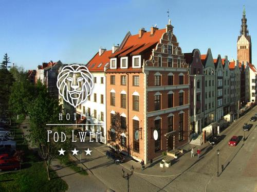 . Hotel Pod Lwem