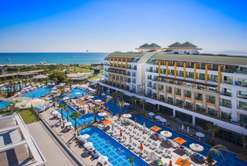 Boğazkent Port Nature Luxury Resort Hotel&Spa adres