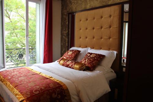 Hôtel des Buttes Chaumont photo 20