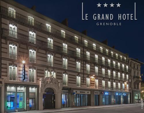 Le Grand Hôtel Grenoble - Hotel