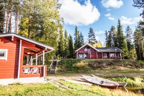 LomaPerkkiö Cottages