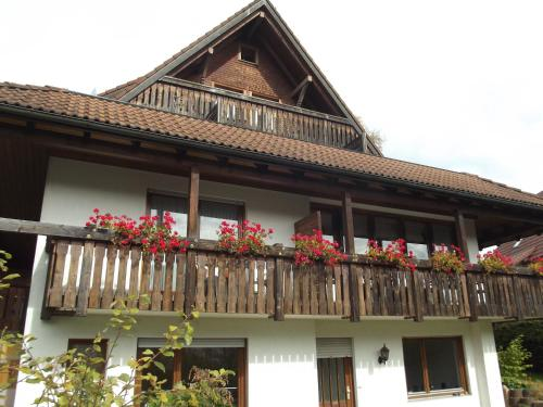 Hotel-overnachting met je hond in Pension Bergseeblick - Titisee-Neustadt