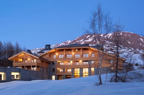 Lagrange Vacances l'Alpenrose Alpe d'Huez