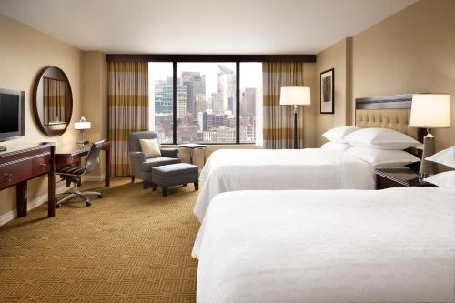 Sheraton Pittsburgh Hotel At Station Square - Pittsburgh, PA 15219