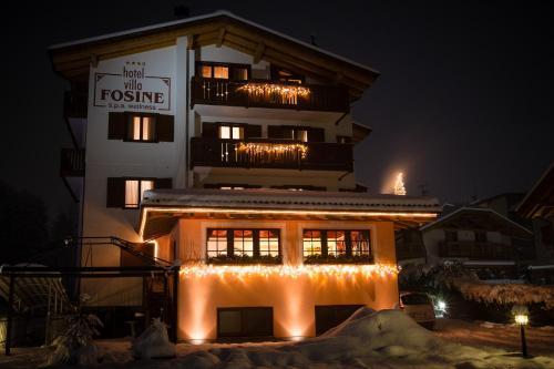 Hotel Villa Fosine - Pinzolo